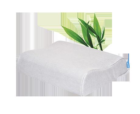 Side Sleeper Gel Memory Foam Ergonomic Pillow Somnia 04